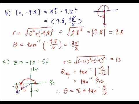 1.1 Vectors Ex. 1,2