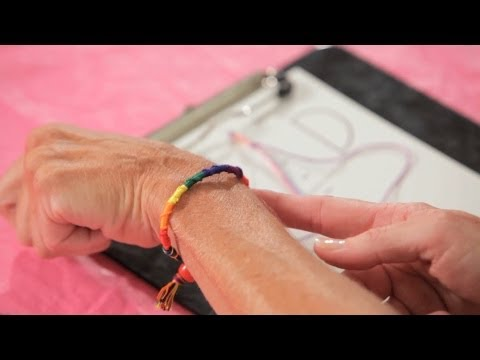 How to Make Chinese Staircase Bracelet | Bracelet Patterns