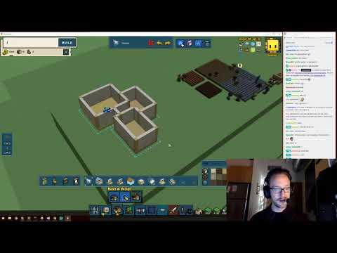 Stonehearth Dev Stream 316: Building - The Last Mile