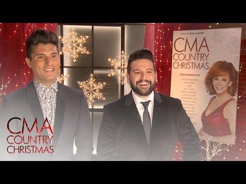 CMA Country Christmas: Quick Takes with Dan + Shay | CMA