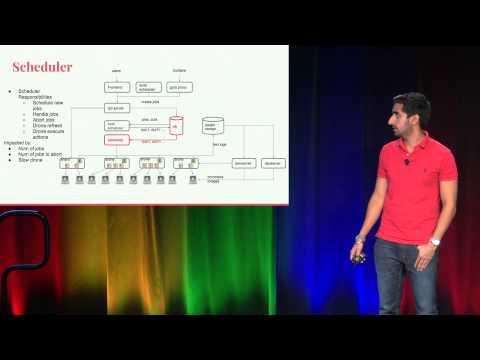 GTAC 2015: Chrome OS Test Automation Lab