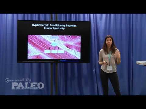 Treating Insulin Sensititivy With Heat Stress | Dr  Rhonda Patrick