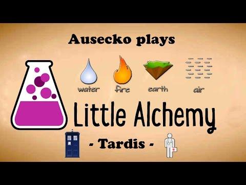Little Alchemy - Tardis