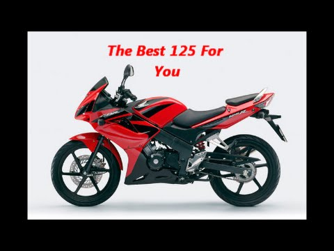 Buying a 125cc Motorcycle for UK Beginners