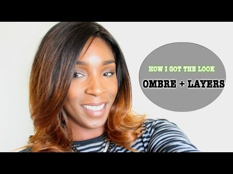 HOW TO : Cut layers with Side Swept Bangs + RPGshow Show & Tell cls017-s