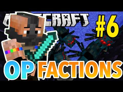 INSANE CAVE SPIDER XP GRINDER! : Minecraft OP Factions w/ Ronan [6] - EvoPVP