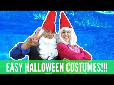 EASY DIY Family Halloween Costumes | AmandaMuse