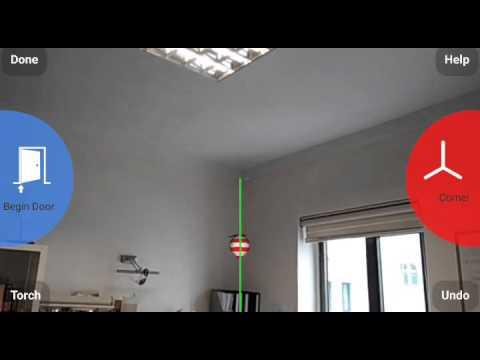 Bebeakon : Floorplan generation using MagicPlan