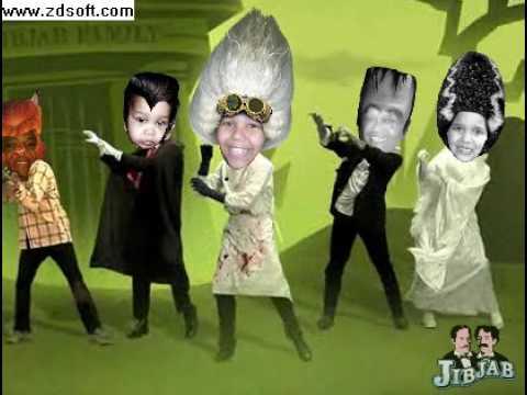JibJab - Monster Mash (Late)