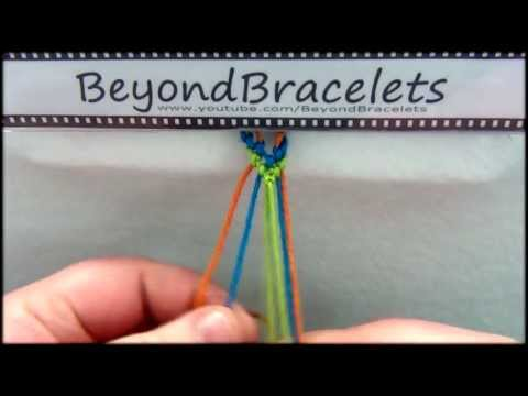 6► Bracelet Making 101 - The Chevron Pattern