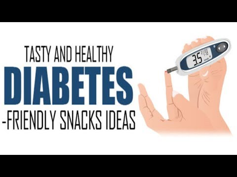 Tasty and Healthy Diabetes Friendly Snack Ideas