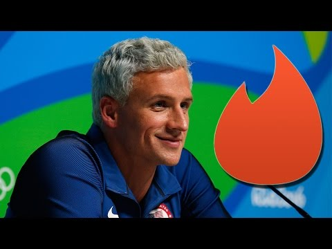 Olympic Fever Causes Tinder Spikes at Olympic Village in Rio