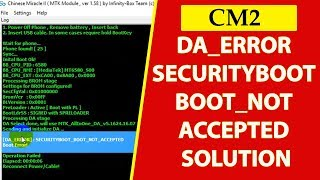 CM2 MTK 1 58 NEW TOOL SUPPORT ANDROID 7 0 NEW BOOT BY GSM FOJOR