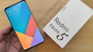 Redmi Note 5 - The All Time Best is Coming.....