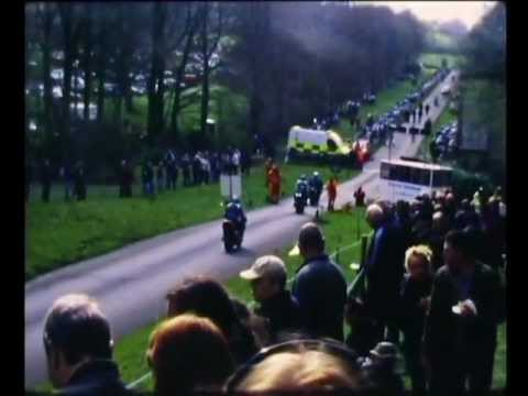 Super 8mm - Houghton Towers Motorcycle Sprint, 1st April 2012.