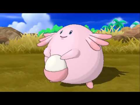 Pokémon Sun and Moon: How to Catch & Find Chansey S.O.S. Catching