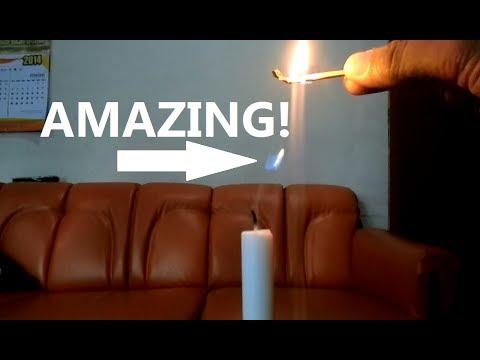 Amazing Candle Trick!