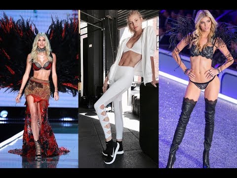 Victoria's Secret Model Workout in under 4 minutes | DEVON WINDSOR