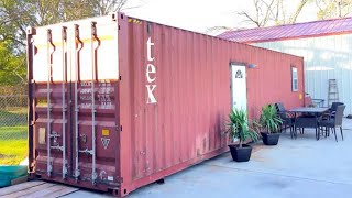 This Shipping Container May Look Ordinary From The Outside, But Inside It's A Stunning Family Home