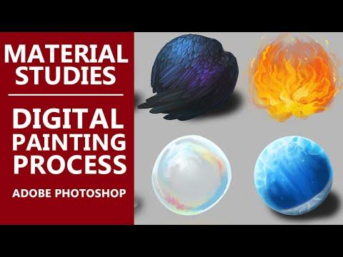 Studies: Materials