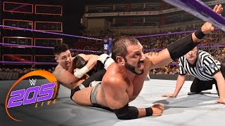 Austin Aries vs. TJ Perkins: WWE 205 Live, April 18, 2017