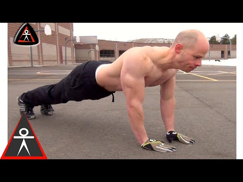 Build More Muscle & Strength with This Push Up Tip