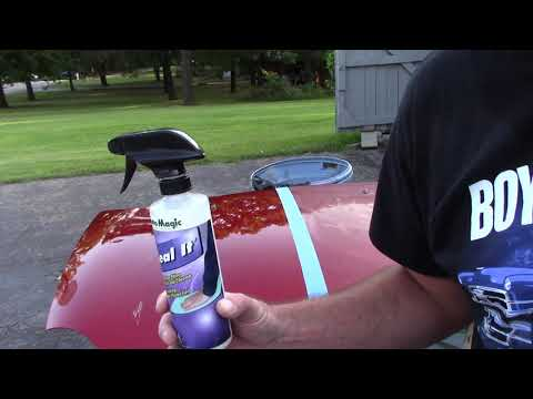 Very Cheap Paint Sealant With Awesome Benefits!