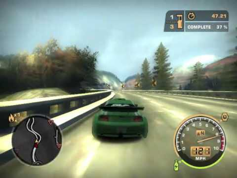 Need for Speed™ Most Wanted - Tricks Expert Drive....
