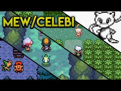 Xxx Mp4 Evolution Of Mythical Pokemon Mew And Celebi 1998 2010 3gp Sex