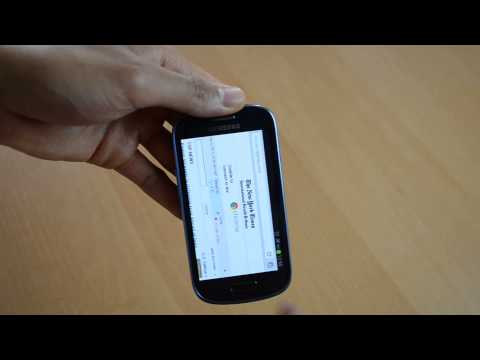 Take Screenshot Galaxy S3 Mini - How To