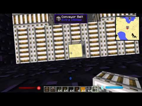 How to make a auto ender man spawner in FTB {INFINITE ENERGY!!}