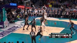 3rd Quarter, One Box Video: Team Giannis vs. Team LeBron