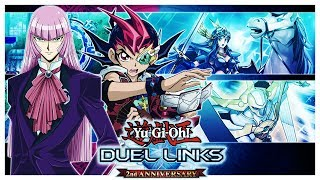 Yu-Gi-Oh! Duel Links] How To Farm Leo Level 40 8000+ Points F2P!