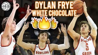 Dylan Frye IS WHITE CHOCOLATE JR With CURRY RANGE! Official D1 Sophomore Mixtape