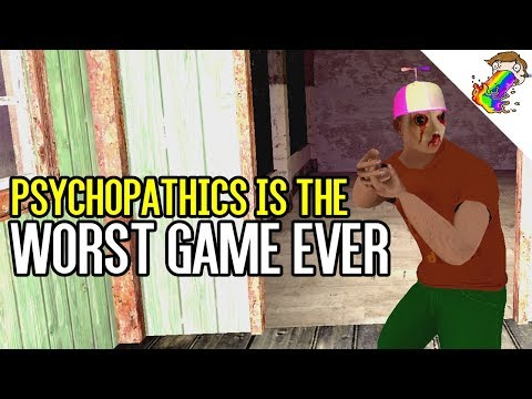 Psychopathics Is The Worst Game Ever