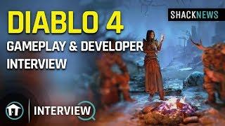 Diablo 4 - Gameplay & Developer Interview