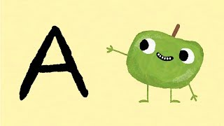 Download Fruit Alphabet: A to Z of Fruits   Friendly Fruit Characters Discover Alphabetical Letters Video
