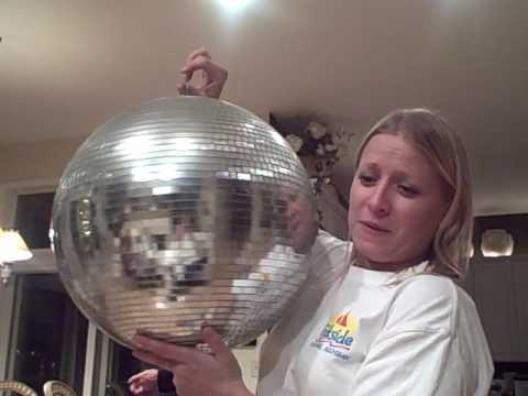 Gina's Disco Ball