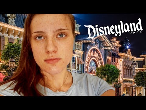 I Almost Passed Out at Disneyland