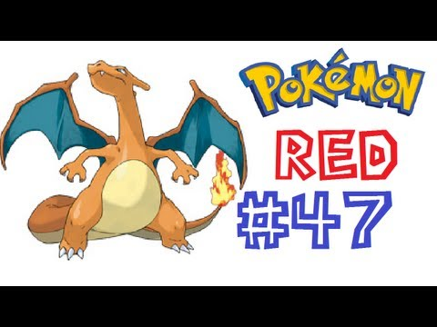 Pokemon Red Part 47 - Card Key | GamersCast
