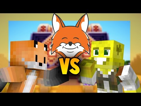 Seapeekay & FOXES! | Build Off Ep.2