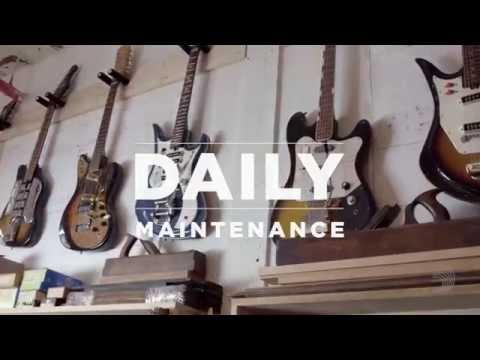 DAddario Core: Daily Guitar Maintenance Tips