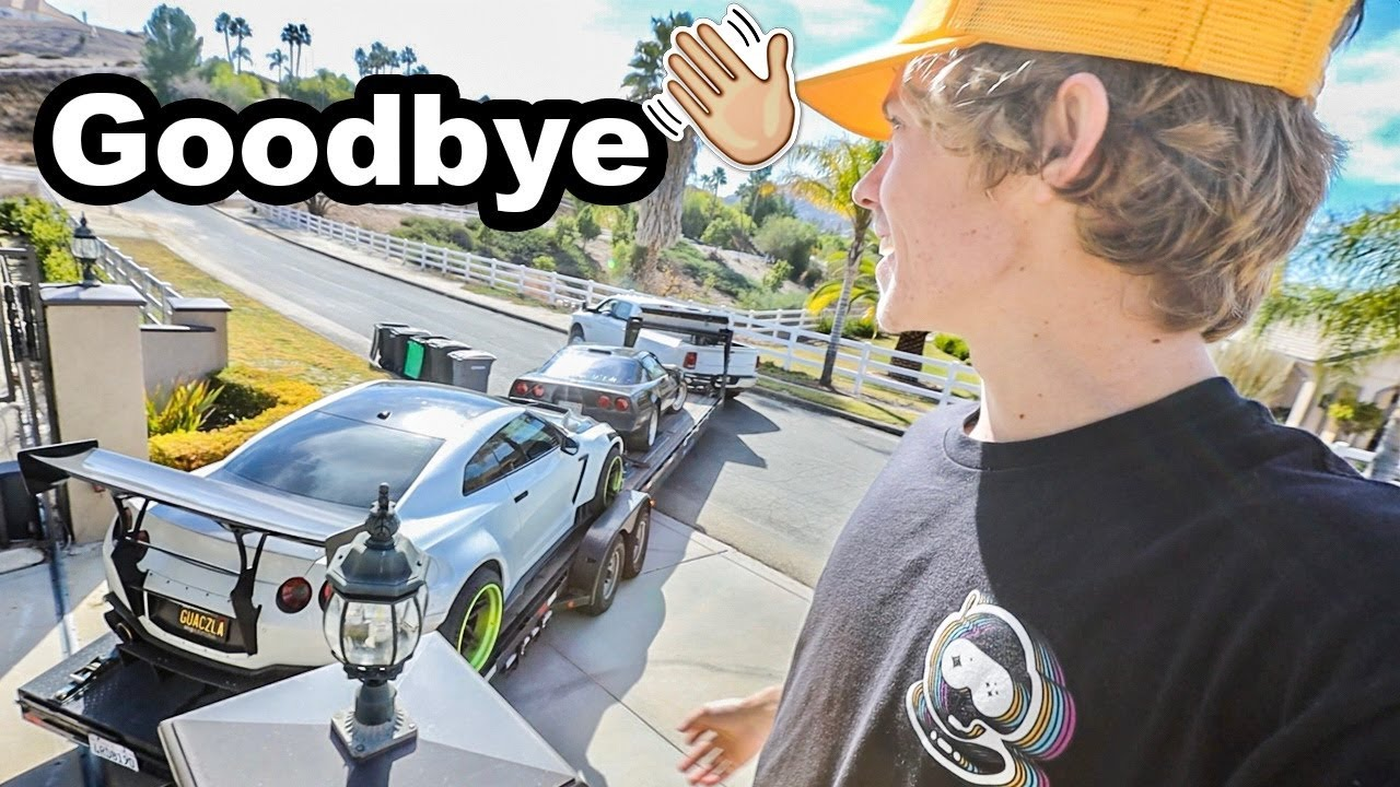 When Loading a GTR Goes Wrong... (accident)