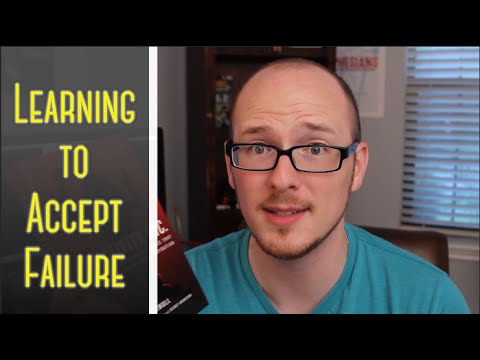 Learning to Accept Failure....