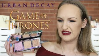 Urban Decay x Game of Thrones Collection   JDMM #16
