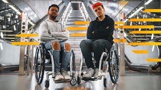Er muss jetzt im Rollstuhl sitzen | mit Simon Will