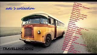 Travelling bollywood songs jukebox