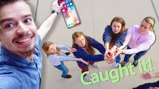 If you CATCH it, You KEEP it Challenge!!!!