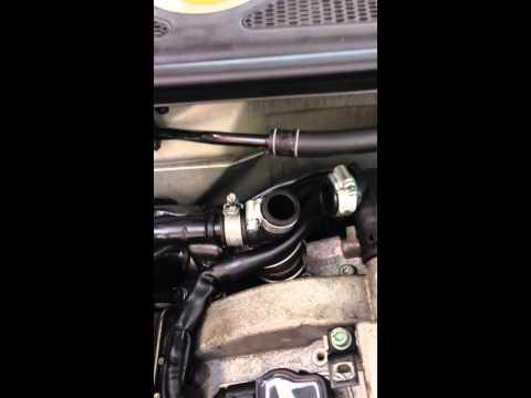 Diagnosing A Blinking Check Engine Light 2006 Hyundai P0300