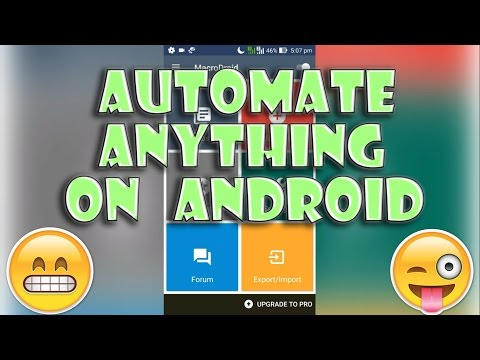 How To Automate Anything On Android - Microdroid